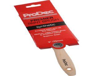 """3"""" Prodec Premier Synthetic Paint Brush"""
