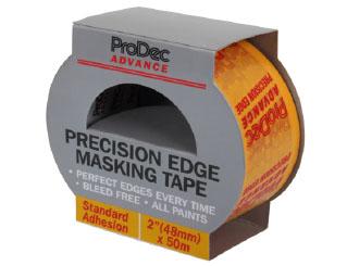 48mm x 50m Precision Edge Masking Tape
