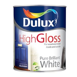 Dulux High Gloss Pure Brilliant White