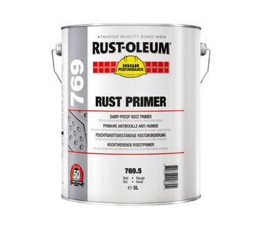 Rust-Oleum 769 Damp-Proof Rust Primer 5L