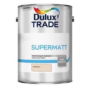 Dulux Supermatt Magnolia