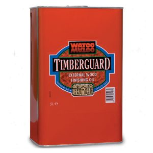 Timberguard wood finish