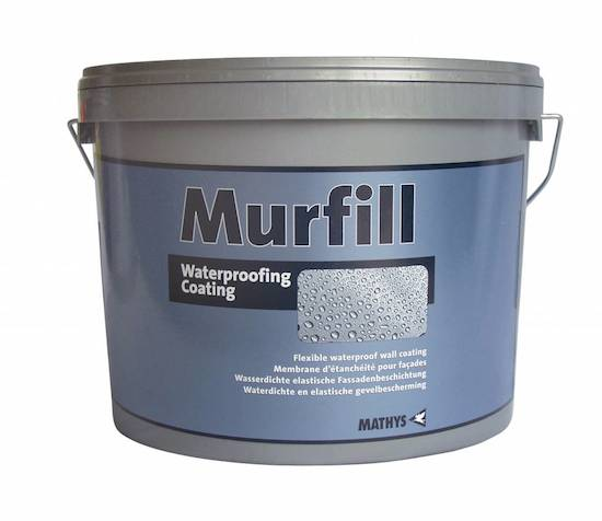 Murfill exterior protection