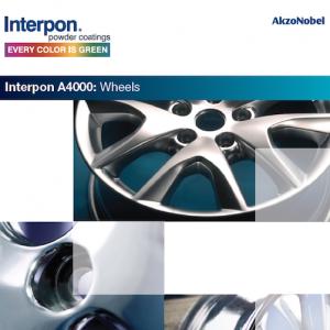 Interpon A4000 Wheels