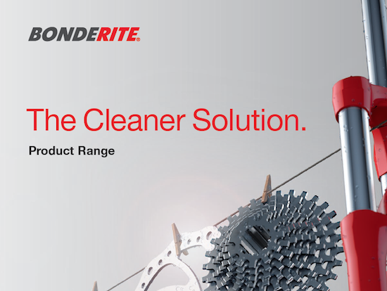 Bonderite - The Cleaner Solution