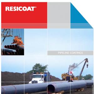Resicoat for pipelines