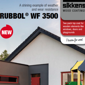 RUBBOL WF 3500 carbon Paint Centre, Dublin