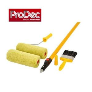 Masonry Paint Kit by Prodec