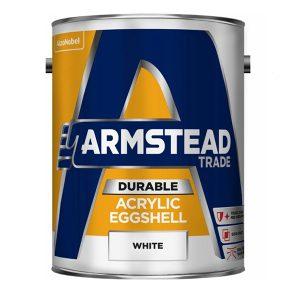 Armstead Durable Eggshell White