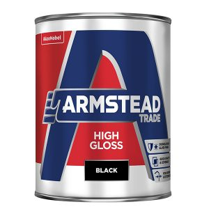 Armstead High Gloss Black