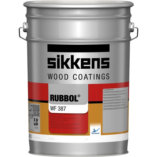 Sikkens Rubbol WF387 | Carbon Paint Centre