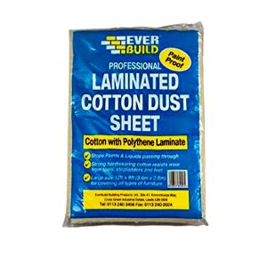 Everbuild Laminate Dust Sheet