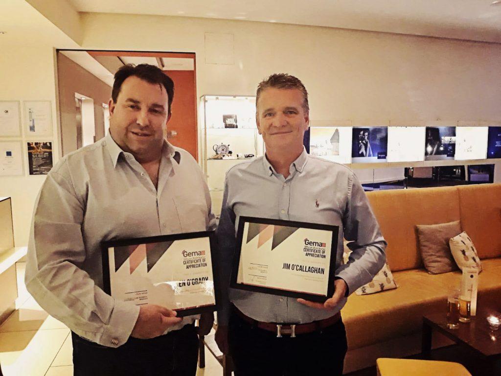 Gema Business Award