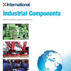 International coatings for industrial components