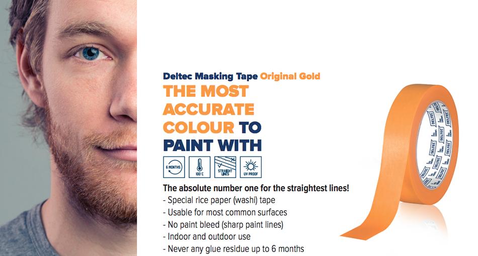 Deltec Original Gold