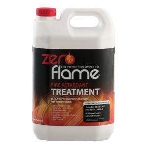 ZeroFlame Treatment