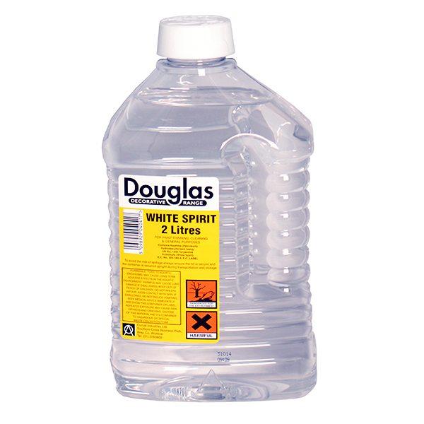4 Litre Douglas White Spirit