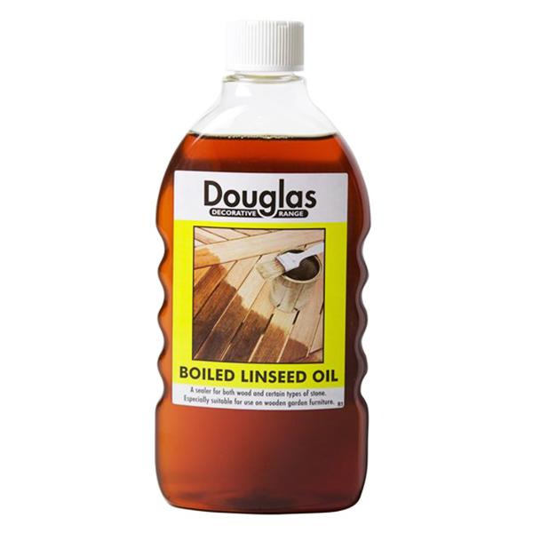 Douglas Boiled Linseed Oil Carbon Paint Centre