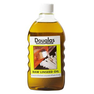 Douglas Raw Linseed Oil - product image