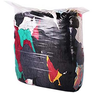 Product image - bag of colourful rags