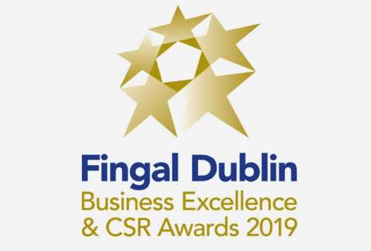 Logo for Fingal Dublin Business Excellence and CSR Awards 2019