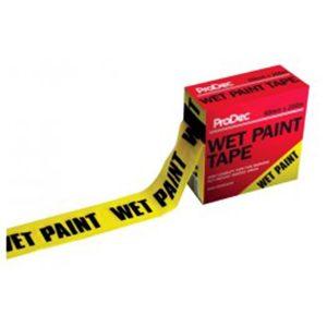 Product image - Prodec wet paint tape