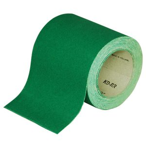 Product image - green sanding paper