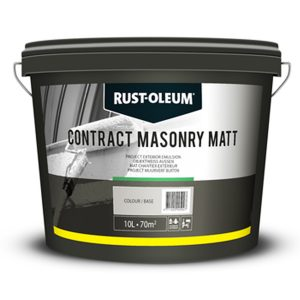 Rust-Oleum product image - Contract Masonry Matt