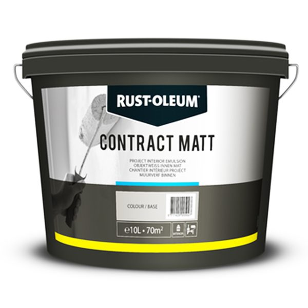 Product image: Contract White by Rust-Oleum