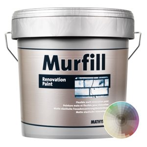 Product image - Murfill Renovation Paint White