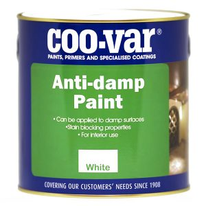 Coo-Var Anti Damp Paint