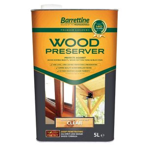 Product image - Barrentine Wood Preserver