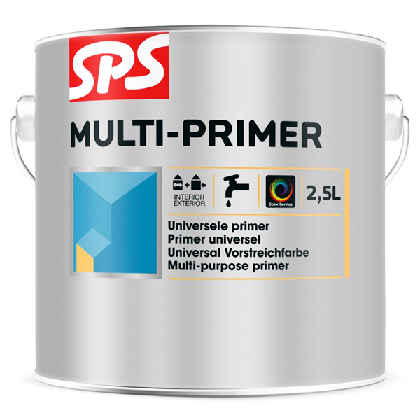 Product image - SPS Primer Undercoat (Water Based) - White