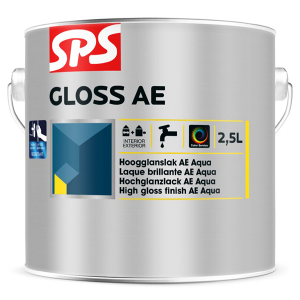 Product image - SPS - Water-based Gloss