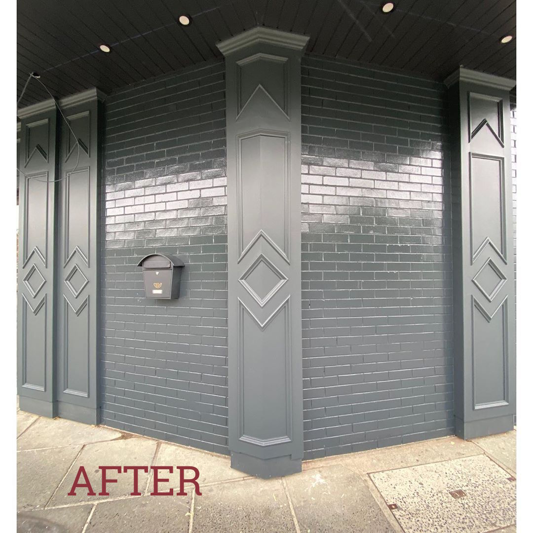 AFTER Project Photo - Michael Doyle Funeral Home - by Picasso Painting & Decorating
