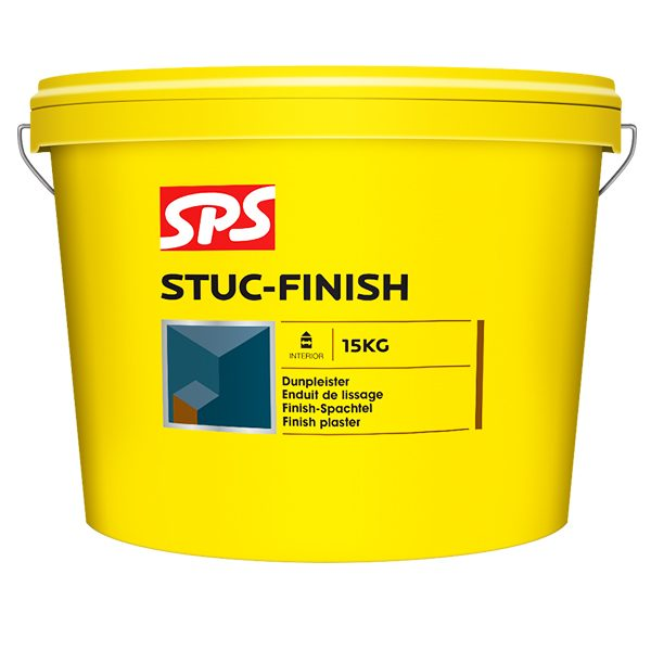 Stuc Finish (levelling and repair plaster) by SPS Paints