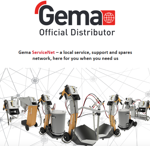 Learn more about Gema ServiceNet – a local service, support and spares network, here for you when you need us