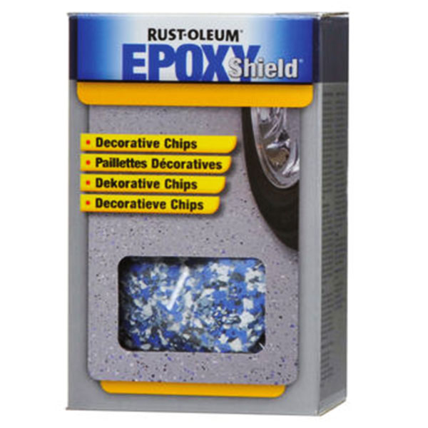 Rust-Oleum Colour Chips for Flooring - Product Image