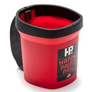 Handy Paint Pail easy-use and easy-clean ergonomic paint pail - product image