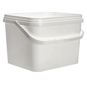 Product image: white bucket